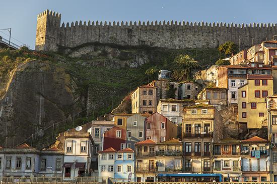 muralla Fernandina Oporto