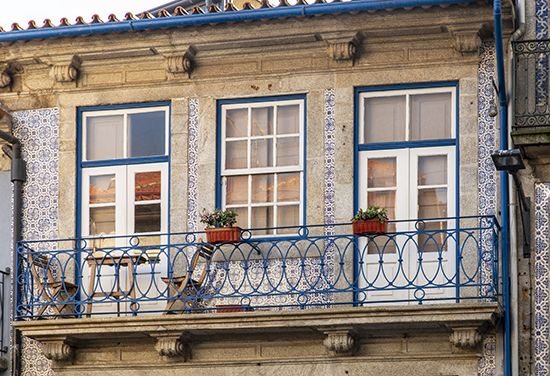balcones portugueses