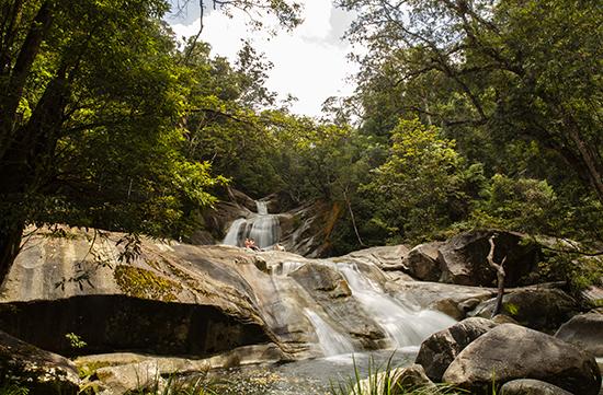 Josephine falls Australia