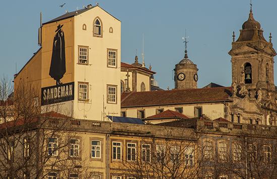 bodegas Sandeman Oporto Portugal