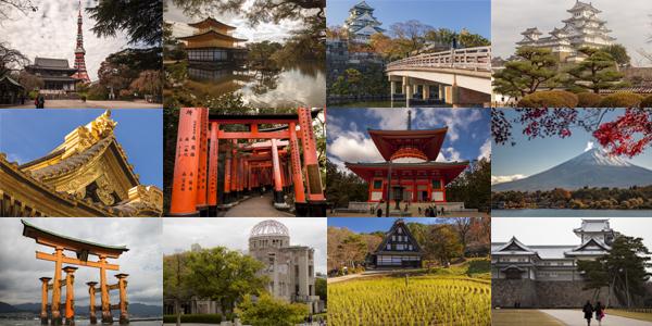 viajar a Japón en otoño