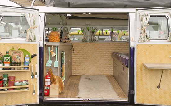 volkswagen camper van T1 Lorne
