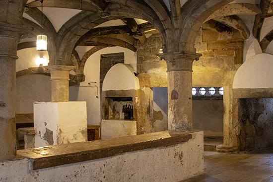 antiguas cocinas convento de cristo