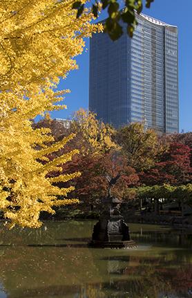Hibiya Park Tokio