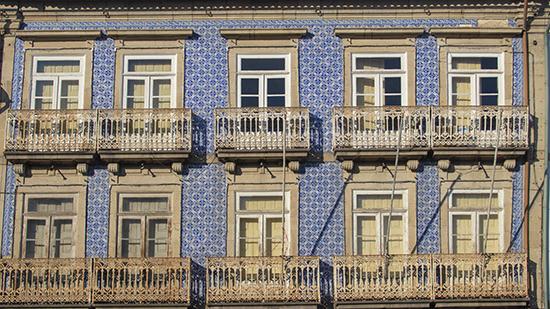 fachadas portugal