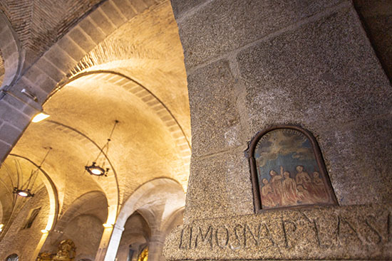 iglesia Ntra. Señora de la Asunción La Alberca