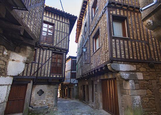 Calle La Alberca