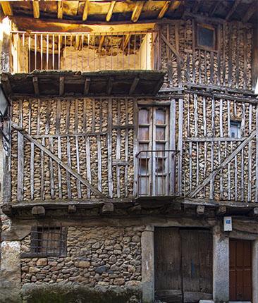 casa La Alberca