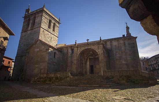 Iglesia La Alberca