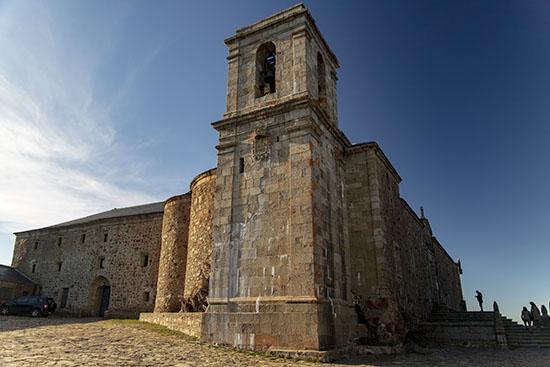 Iglesia de la peña de Francia