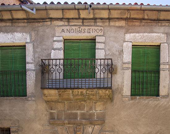 ventanal La Alberca