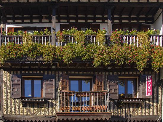 balcones La Alberca