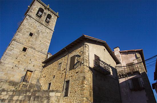 Iglesia de Miranda del Castañar