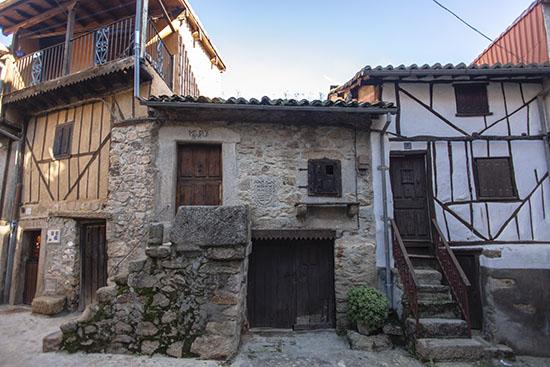 Casas Miranda del Castañar