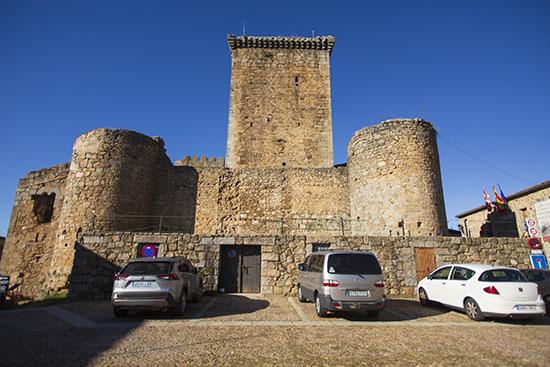 Castillo Miranda del Castañar