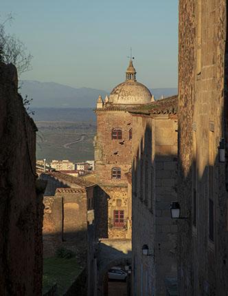 Torre de Carvajal. Cáceres