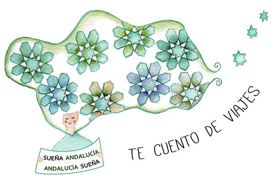 Ilustraciones en acuarela, Te cuento de viajes, Andalucía.