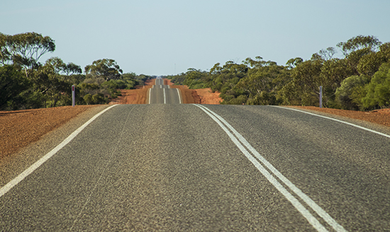 carreteras australianas curiosidades