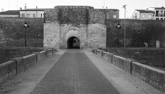 Puerta del Sol Ciudad Rodrigo Salamanca