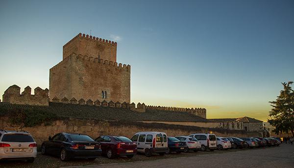 alcazar de Ciudad Rodrigo, Paradores Nacionales Salamanca