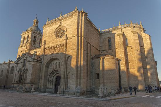 Catedral Santa María, Ciudad Rodrigo, Salamanca