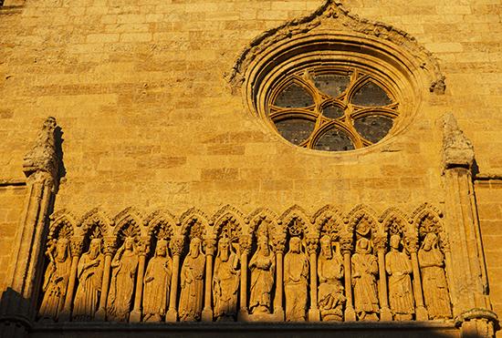visitar la Catedral Santa María, Ciudad Rodrigo