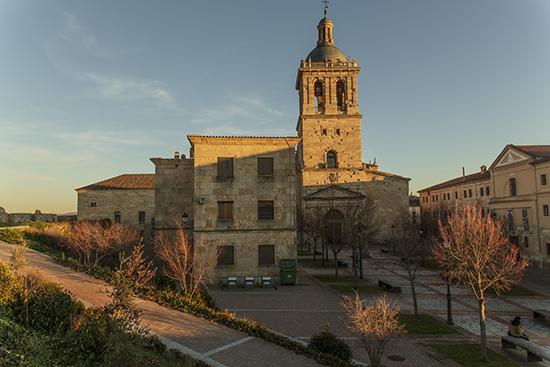 Catedral de Santa María Ciudad Rodrigo Salamanca Castilla y León