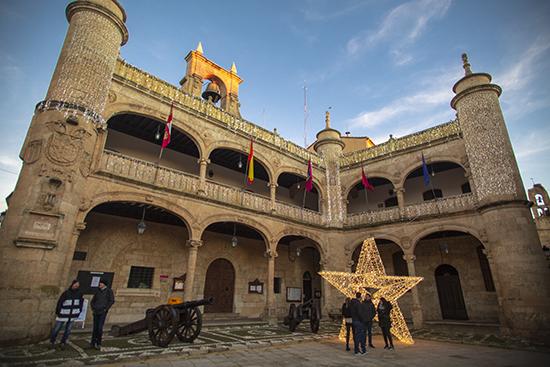 Ayuntamiento Ciudad Rodrigo, Salamanca