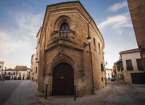Ciudad Rodrigo turismo, Casa de los Vazquez
