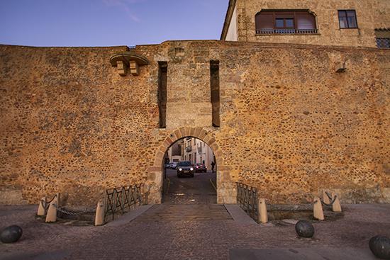 calles de Ciudad Rodrigo Salamanca