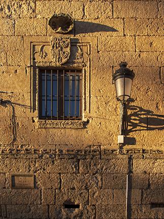 fachadas en Salamanca