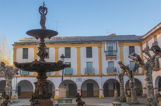 Plaza del Buen Alcalde, Ciudad Rodrigo, Salamanca