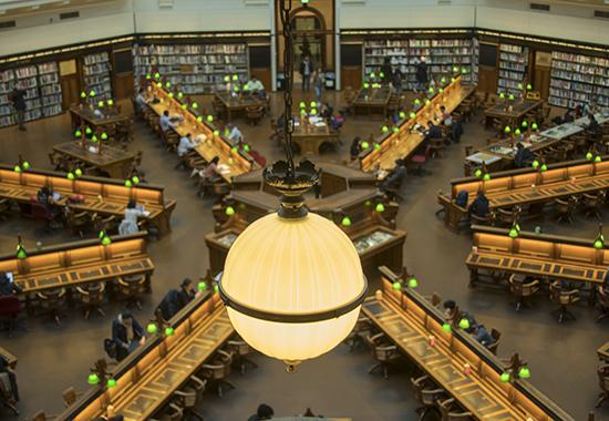 Domo State Library Victoria
