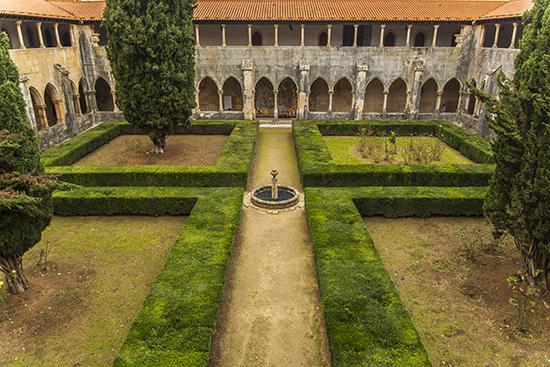 claustros monasterio de Batalha