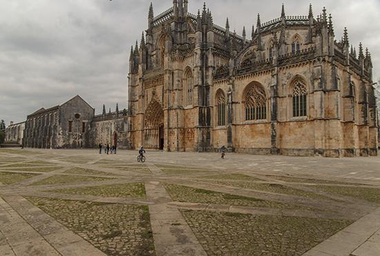 Monasterio de Batalha exterior