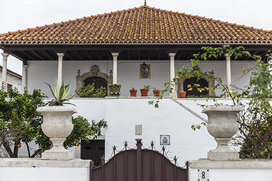 localidad de Batalha Portugal
